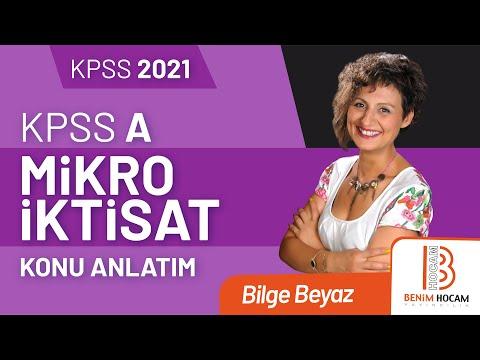 (2018) Bilge BEYAZ KPSS A Grubu - Mikro İktisat