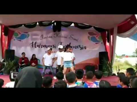 Tarian Lagi Tamvan Siti Badriah Pentas Kreasi Seni Harmoni Indonesia