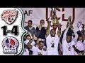 Santos de Guápiles vs Olimpia 1-4│Resumen Completo HD│OLIMPIA CAMPEÓN de la Liga CONCACAF 2017.