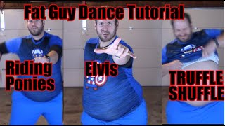 Fat Guy Dance Tutorial (From the makers of IT TWERKS)