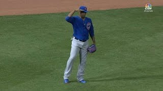 CHC@CIN: Cubs bench runs thin in 15-inning marathon