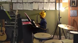 Jeremiah Performing Main Street Music and Art Studio