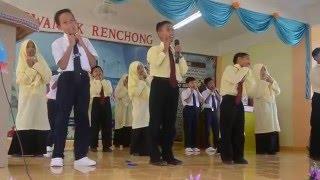 Kembali Ke Sekolah~Sherina oleh SK Renchong.