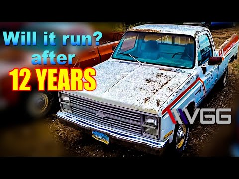 Download FORGOTTEN Chevrolet 4x4 Square Body - will It RUN AND DRIVE 60 miles home?