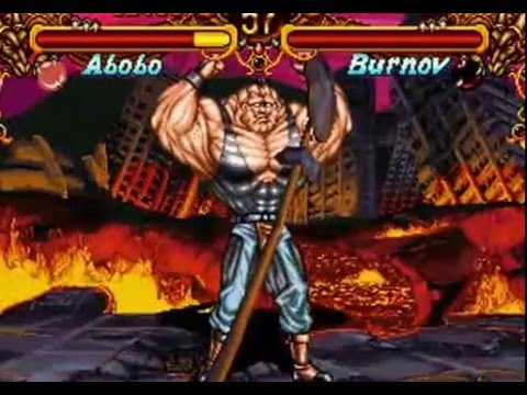 Double Dragon (Neo Geo/Arcade) - Abobo -...