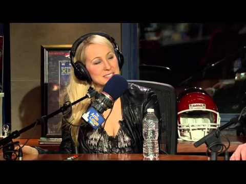 The Artie Lange Show - Nikki Glaser (in-studio) Part 2 - YouTube