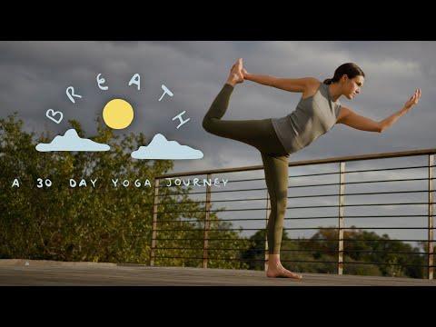Breath - A 30 Day Yoga Journey  |  Yoga With Adriene