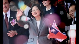 """海峡论谈:蔡英文六提""""中华民国"""" 选举语言或对抗北京?"""