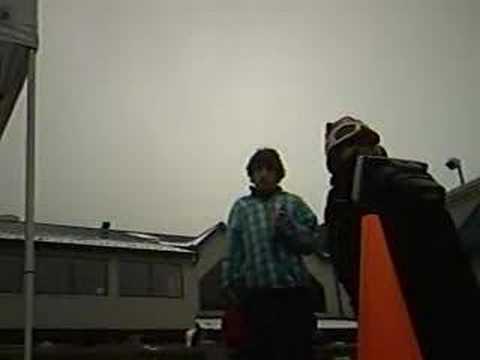 Nick Parrish ski liberty karaoke