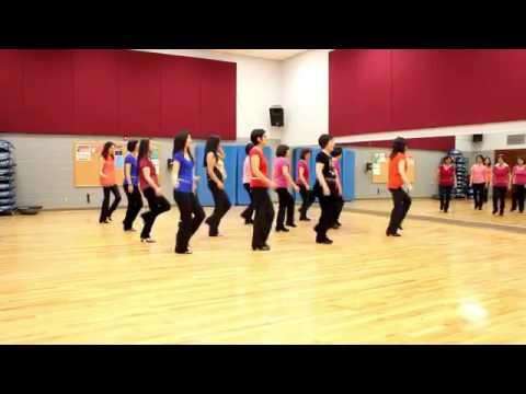 Do A Little Life - Line Dance (Dance & Teach in English & 中文)