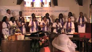 Every Praise - Sanctuary Choir - Mt. Zion Baptist Church