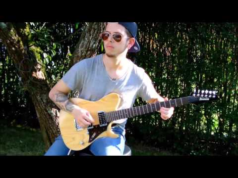 Chelsea Grin - 3 Songs Sweep Picking Cover