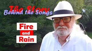 Story Behind the Rock Song James Taylor's Fire and Rain by Mo Will