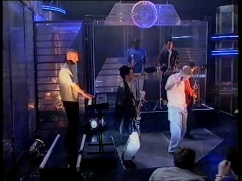 Electronic - Get The Message - Top Of The Pops - Thursday 25th April 1991