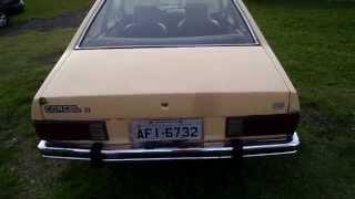 Ford Corcel II 1.6 Gasolina 2p 1979 Carro Para Colecionador Original