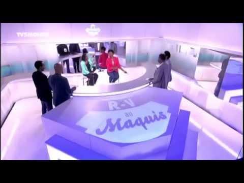 POKOU PRINCESSE ASHANTI à l'émission R-V AU MAQUIS sur TV5