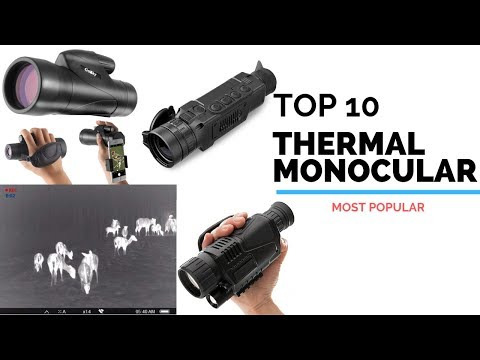 10 Best Thermal Monoculars 2020 | Unbiased Review