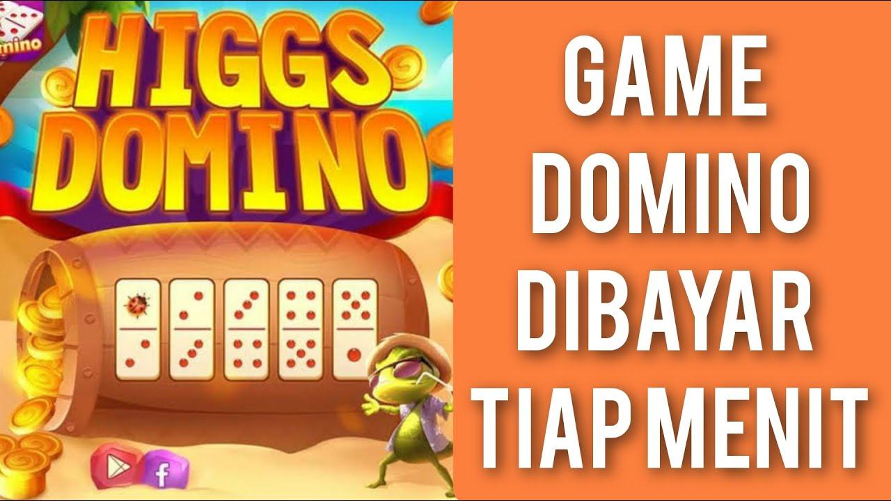 Aplikasi Game Penghasil Uang Terbaru Rilis Trik Higgs Domino Cashyy Youtube