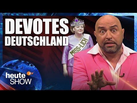 Deutschland kuscht vor der Türkei! Serdar Somuncu sagt danke | heute-show vom 19.05.2017
