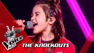Dilara - 'So Am I'   Knockouts   The Voice Kids   VTM
