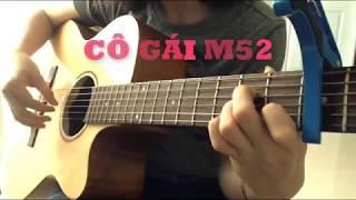 Cô Gái m52 (Huy ft. Tùng Viu) | Guitar Solo Fingerstyle