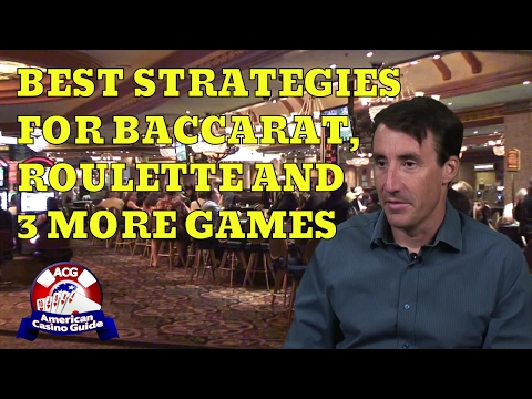 Best odds casino game baccarat