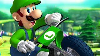DONKEY KONG GOT ME! - Mario Kart with The Crew!