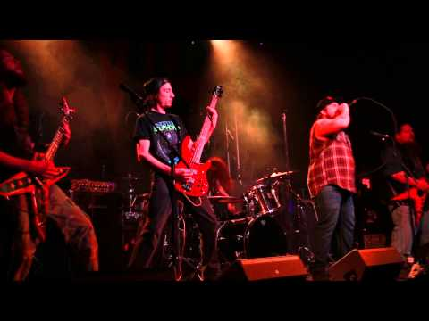 Smoke & Stone - The Iron ( Live @ The Oshawa Music Hall )