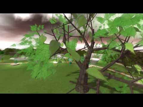 Fractal tree generator