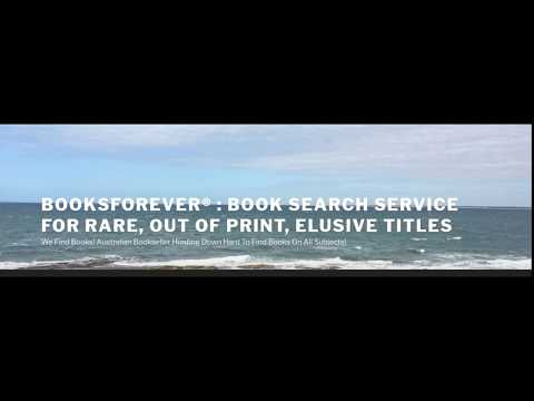 Book Search Service Australia For Hard To Find, Rare Books: Online Bookstore