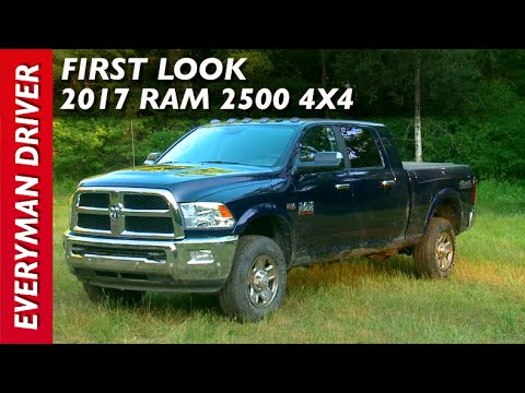 Here's the 2017 Ram 2500 on Everyman Driver