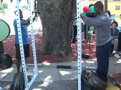 All People's TyRon Lewis Community Gym Annual Fitness Weightlifting Competition - #2 of 3