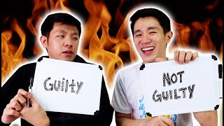 AWAY NANAMAN | Guilty or Not Guilty w/ Doc Jerry