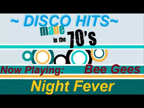 Disco Mega Mix/Playlist, 2 Hours! Disco Hits!