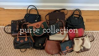 MY PURSE COLLECTION