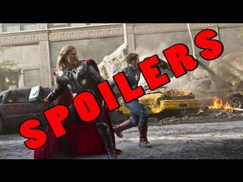 'The Avengers' Plot Rumors POTENTIAL SPOILERS - 동영상