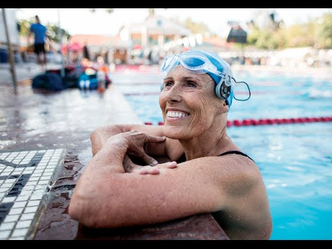 FINIS Duo: Never Swim Alone. | Diana Nyad