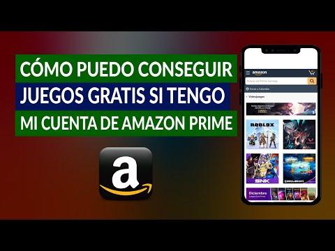 Cómo Puedo Conseguir Juegos Gratis si Tengo mi Cuenta de Amazon Prime