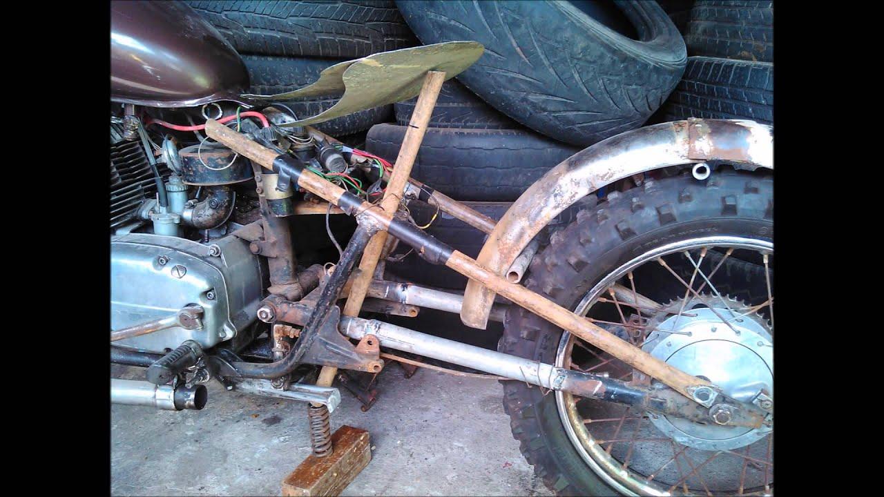 como modificar tu motocicleta. / modify your motorcycle in 2min ...