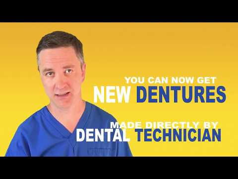 New Dentures Why Choose A Clinical Dental Technician