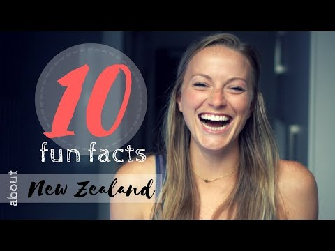10 Fun Facts about New Zealand I learned once we got here!