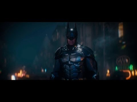 Batman Arkham Knight Trailer (PS4/Xbox One)