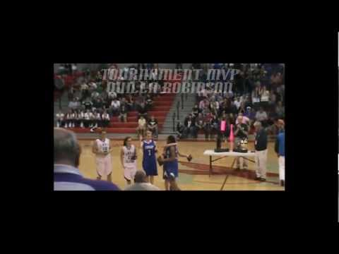 2012 Crenshaw Christian Ladies Basketball State Championship