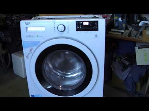 Test spin Beko WKY 61033