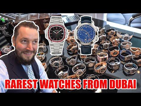 So many Watches in DUBAI 😲