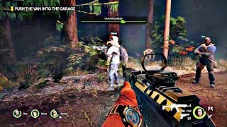 Earthfall : 6Minutes Early Gameplay FPS UPCOMING Game