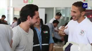الذكرى العاشرة لصدور الإرادة الملكية بتسمية الأمير الحسين ولياً للعهد  - (2-7-2019)