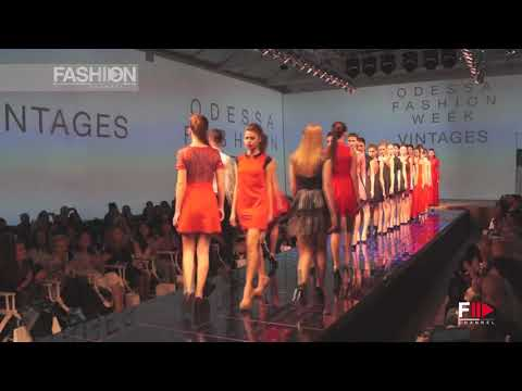 VINTAGES Odessa Fashion Week 2016 by Fashion Channel