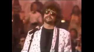 "ELO appearing ""Live"" on Dick Clarke's American Bandstand in 1986, t..."