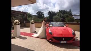 Wedding in... Ferrari California T!!! (Torregaveta - 06 Agosto 2016)
